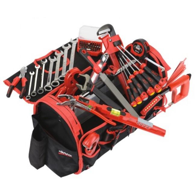 Boite à outils de 96 outils - plombier - CPPL1 SAM OUTILLAGE