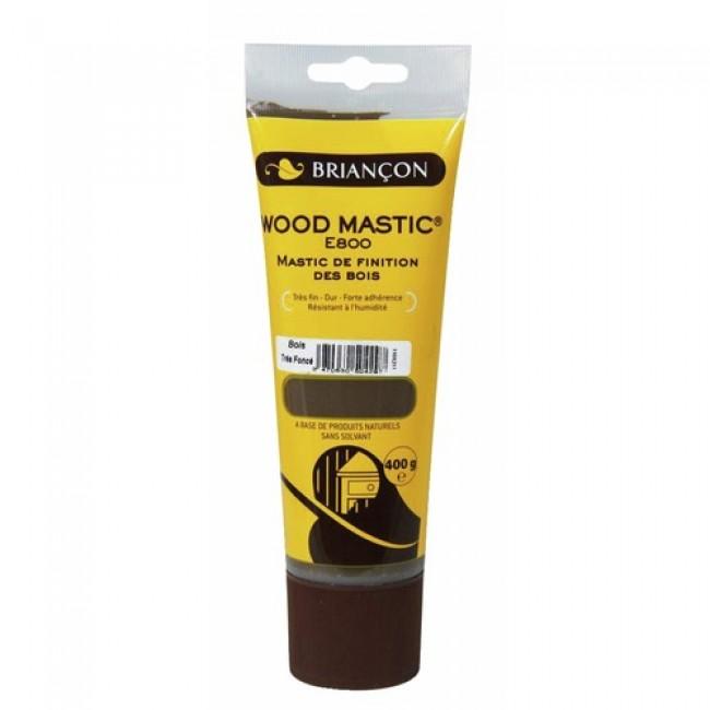 Mastic à bois pour finition - Wood Mastic E800 BRIANCON