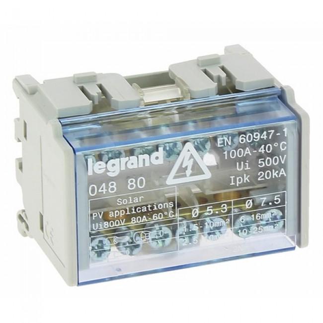Répartiteur modulaire bipolaire LEGRAND