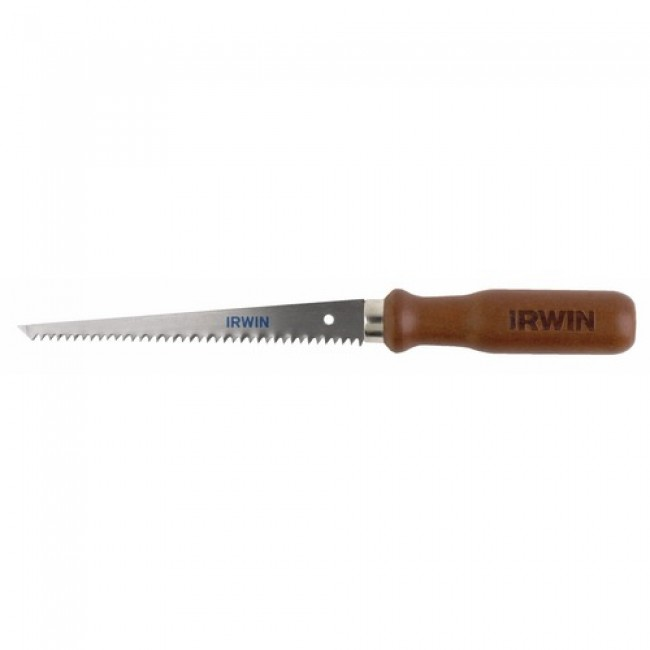 Scie à guichet - manche en bois IRWIN