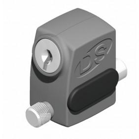 Verrou pour coulissant menuiserie aluminium type 2586 LA CROISÉE DS