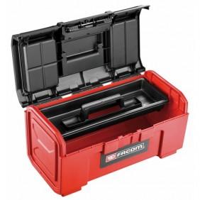Boîtes à outils Toolbox 595x281x260mm - capacité 25L FACOM