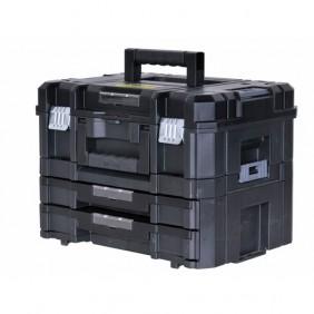 Kit mallette de rangement - 2 tiroirs Combo TSTAK FatMax - FMST1-71981 STANLEY