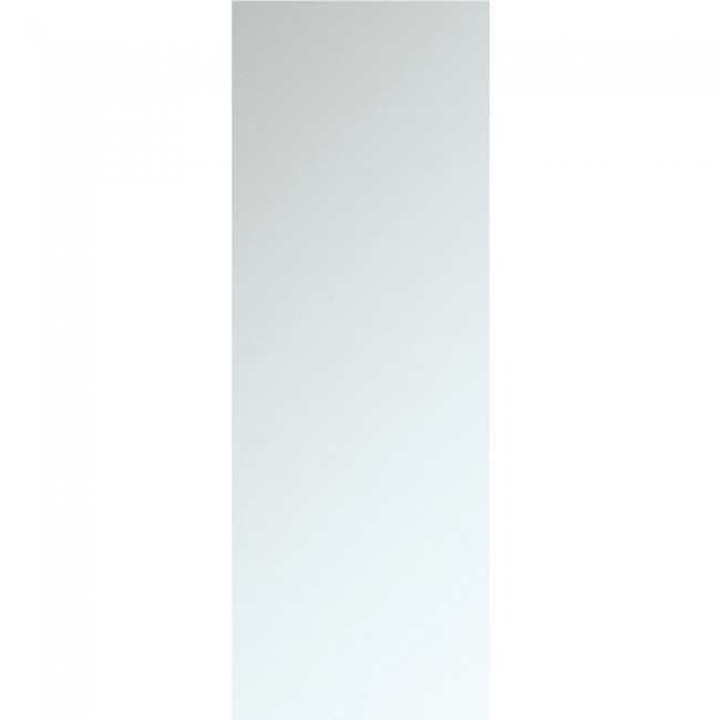 Plaque de propreté rectangulaire en aluminium - adhésive - 300 x 150 mm BRICOZOR