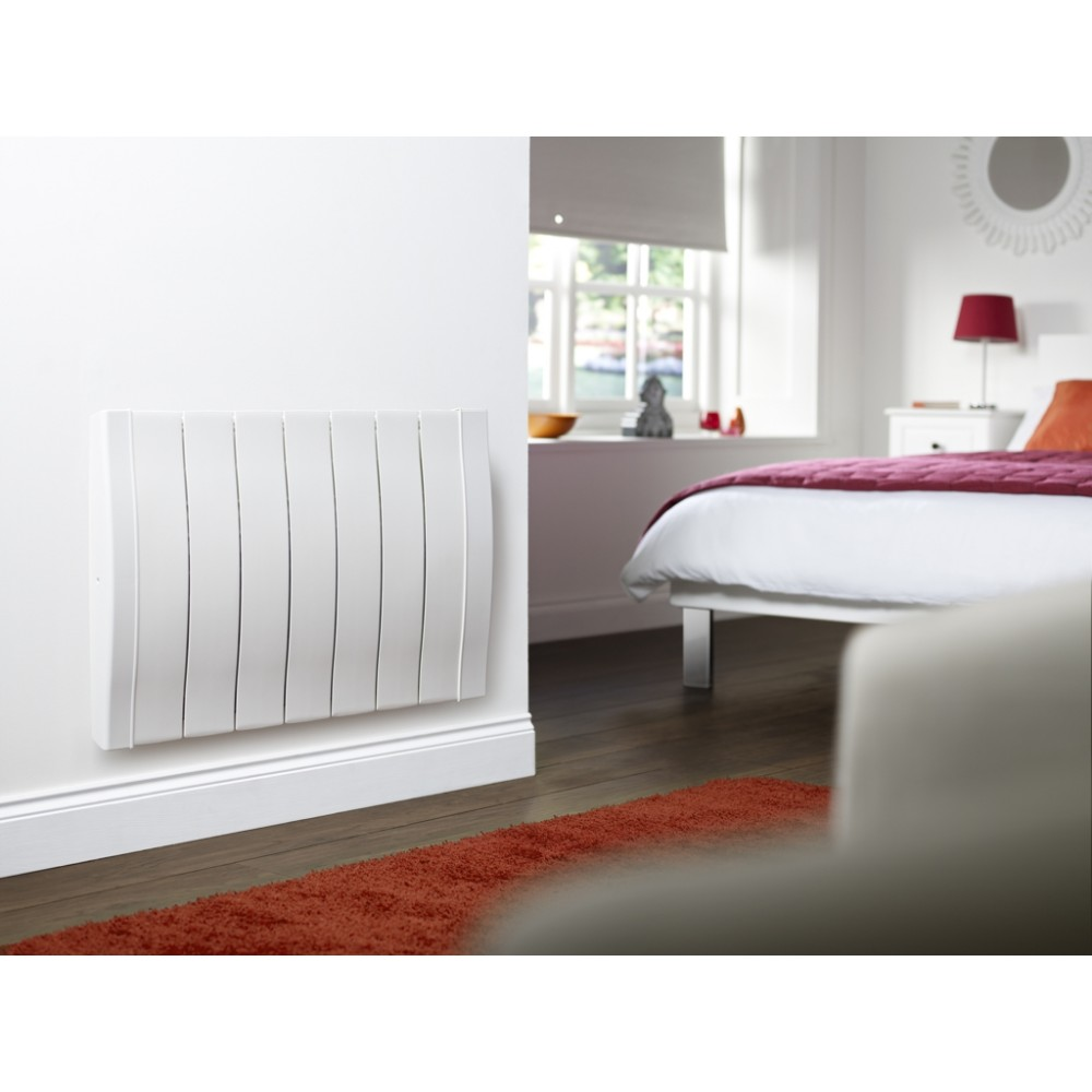 radiateur lectrique inertie s che horizontal 450w. Black Bedroom Furniture Sets. Home Design Ideas