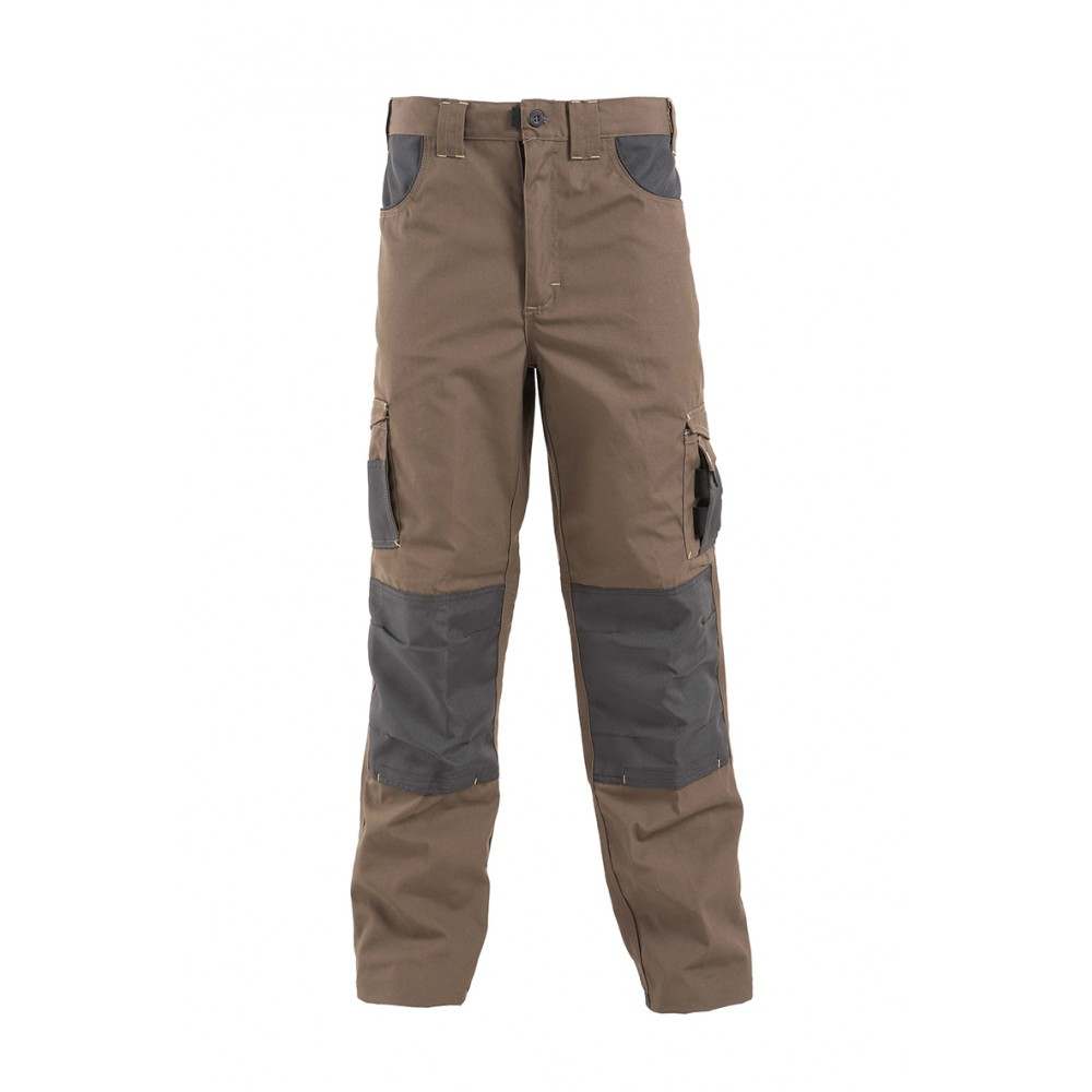 pantalon de travail avec renforts adam north ways bricozor. Black Bedroom Furniture Sets. Home Design Ideas