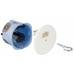 Boîte point de centre - luminaire DCL - XL air'métic - plafond creux EUROHM
