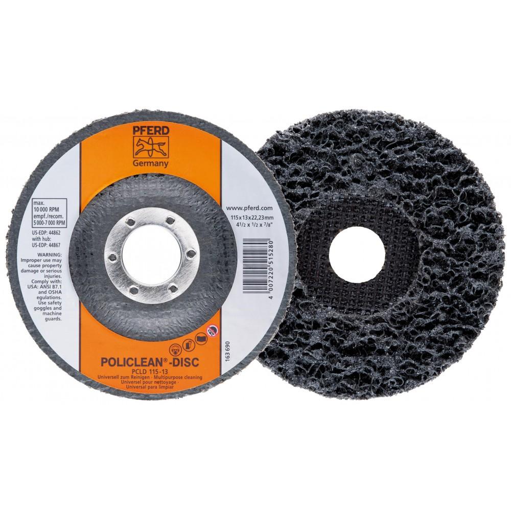 disque abrasif poli clean en fibres diam tre 125 mm. Black Bedroom Furniture Sets. Home Design Ideas