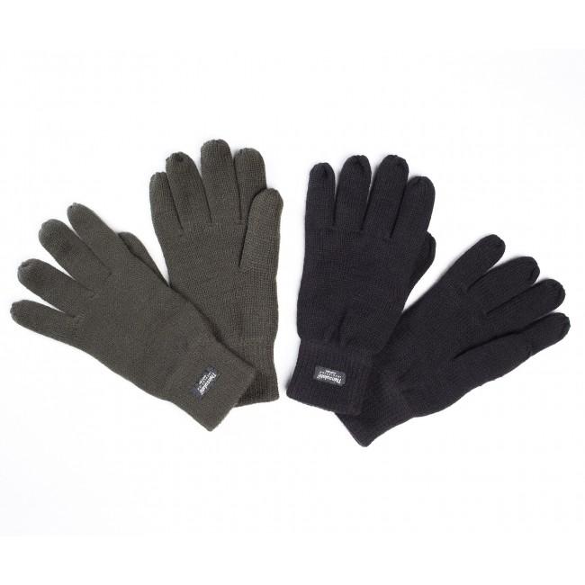 Gants tricot acrylique avec doublure thinsulate - Taille Unique NORTH WAYS