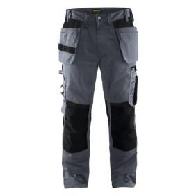 Pantalon de travail - confortable - robuste - renforts Cordura® - 1555 BLAKLADER
