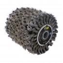 Brosse fibre métal torsadées pour rénovateur REX 120 C - meulage FARTOOLS