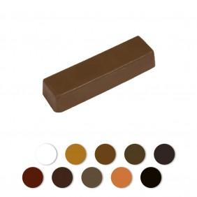 Bâton de cire - restauration de meubles - 30 g - Carbamex BLANCHON