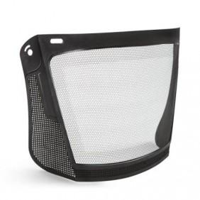 Écran grillagé - en acier et polypropylène - pour casque PLASMA KASK