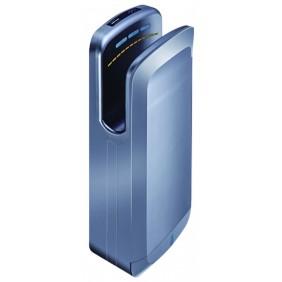 Sèche-main Air Pulse vertical ABS coloris gris MABEL