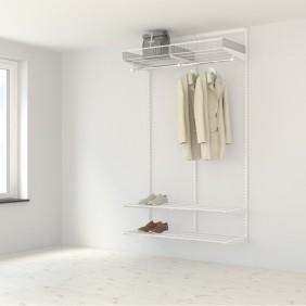 Kit dressing Classique - L120xP40 cm - blanc ELFA