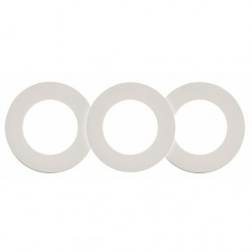 Pack de 3 Downlights LED Slimline LUCECO