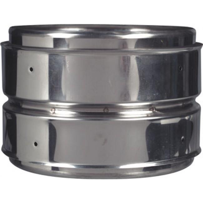 Jonction de tubage flexible - Ten inox TEN