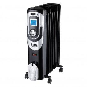 Radiateur à bain d'huile électronique 2000 W  ou 2500 W - EUROPA DREXON