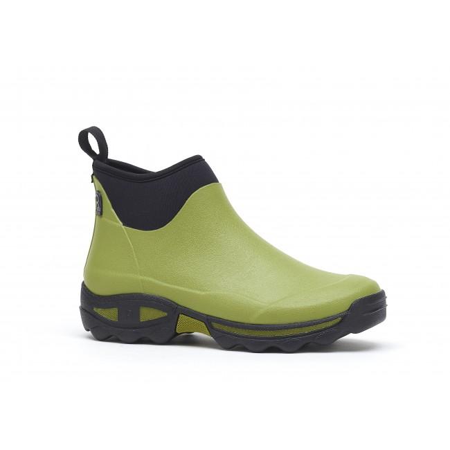Chaussures semelle auto-nettoyante Clean Lady olive T.36 à 41 ROUCHETTE