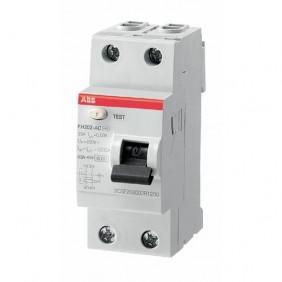 Interrupteur différentiel bipolaire - FH200/FH200S ABB
