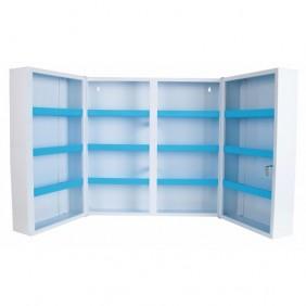 Armoire à pharmacie - premiers secours - 2 portes -  PV 20 ESCULAPE