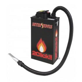 Aspirateur à cendres - pour poêles à pellets Interstoves