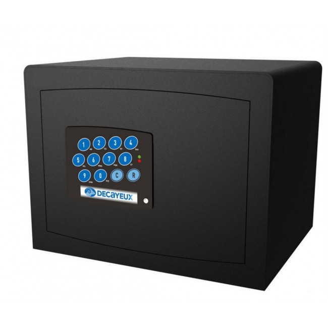 Coffre-fort à poser électronique – 53 litres  – Fortis DECAYEUX