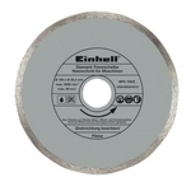 Disque diamant pour scie circulaire - diamètre 180 mm EINHELL