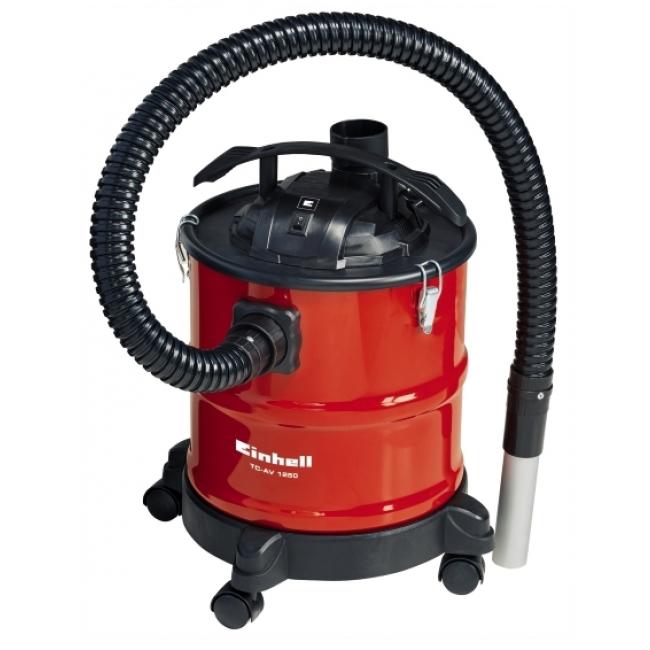 Aspirateur vide cendres - puissance 1250 watts - TC-AV EINHELL