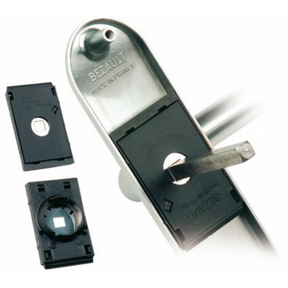 cassette ressort de rappel pour ensembles sur plaques zamak chrom velours chrom miroir. Black Bedroom Furniture Sets. Home Design Ideas