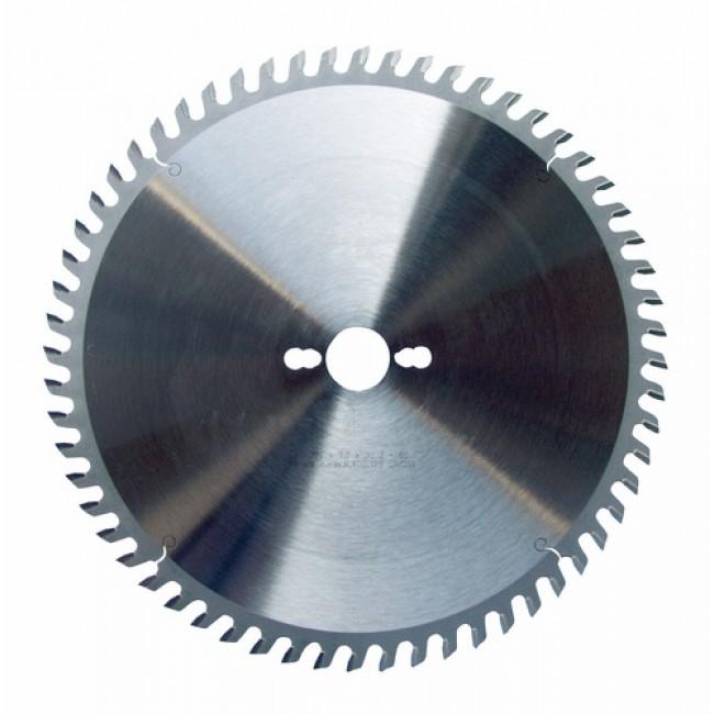 Lames scie circulaire carbure pour aluminium ou PVC LEMAN