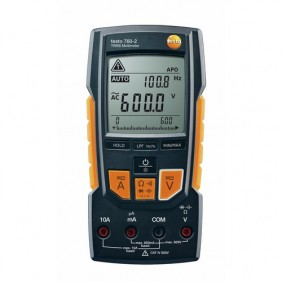 Multimètre TRMS 760-2 TESTO