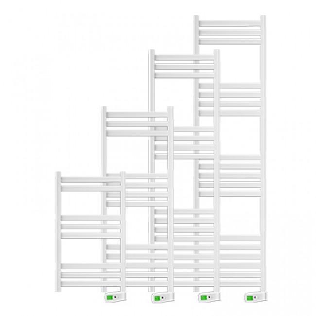 Sèche serviette- digital - basse consommation - Kyros blanc ROINTE