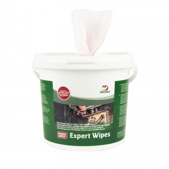 Lingettes nettoyantes - Expert Wipes - 130 lingettes DREUMEX
