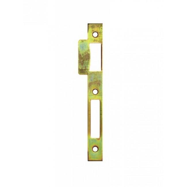 Gâche - bouts carrés - pour serrure à larder D455 VACHETTE