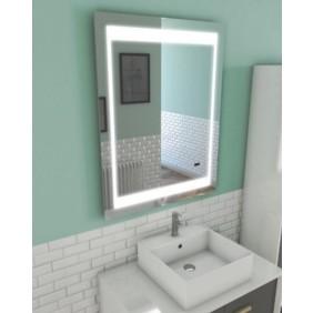 Miroir -  Silver Futura - deux dimensions AURLANE