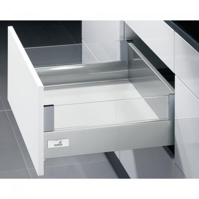 Kit tiroir DesignSide InnoTech-hauteur 144mm-Silent System 50kg