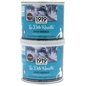 Effet rouille - 500 ml base + 250 ml finition - La Deb'Rouille 1919 by Mauler