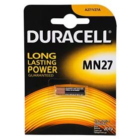 Pile alcaline 12V - MN27 DURACELL