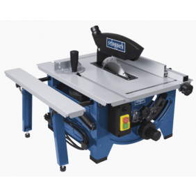 Scie sur table 1200 W HS80 - 5901302901 SCHEPPACH