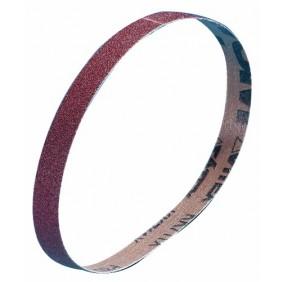 Abrasifs en bandes étroites - toile corindon - KK 711 X VSM