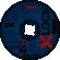 Disque à tronçonner 125 mm pour inox à moyeu plat - système X-lock