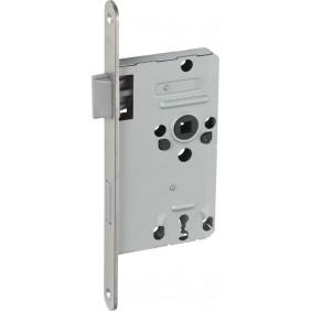 """Serrure à larder - clé à gorge avec système """"clé prisonnière"""" - TK 10 ABUS"""
