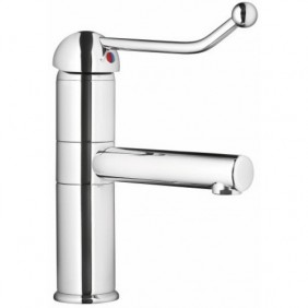 Mitigeur de lavabo - bec fixe/orientable - Modul'mix SANILAB