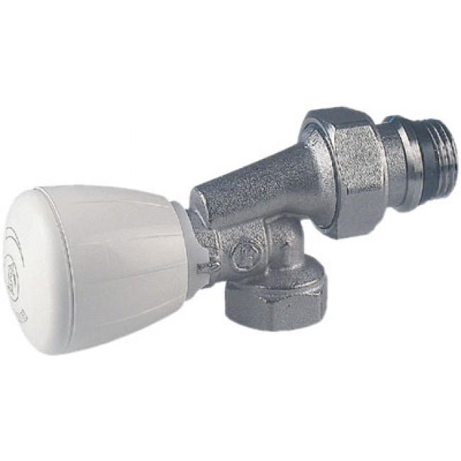 Corps de robinet thermostatique équerre inversée R435TG - filetage 15x21 GIACOMINI