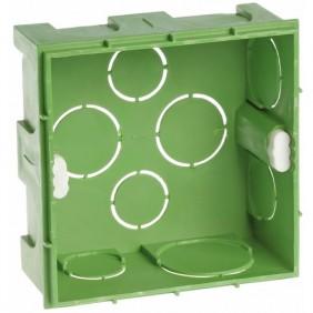 Boîte d'encastrement pour maçonnerie - 20 et 32A - carrée - XL Tradi EUROHM