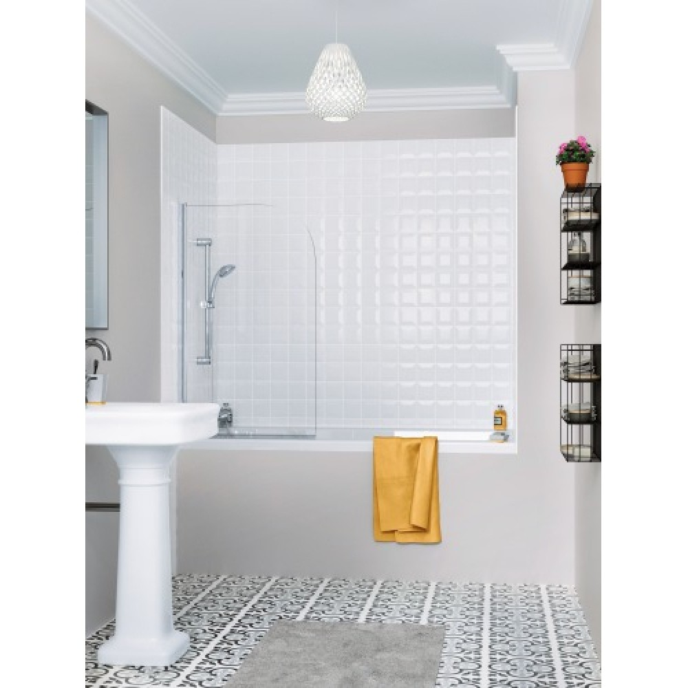cabine douche kinemagic s r nit haute porte coulissante kinedo bricozor. Black Bedroom Furniture Sets. Home Design Ideas