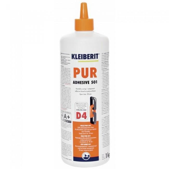 Colle à bois polyuréthane - PUR 501 KLEIBERIT