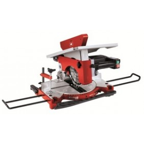 Scie à onglet avec table - radiale - puissance 1200 watts - TC-MS 2112 T EINHELL