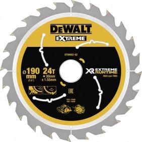 Lames de scie circulaire-diamètre 190 mm-XR Extreme Runtime DEWALT